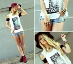 Street Style T Shirt 24