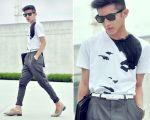Street Style T Shirt 25