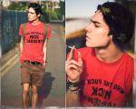 Street Style T Shirt 35