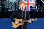 BUGS Diamond Jubilee SHOW Ed Sheeran