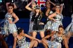 BUGS Diamond Jubilee SHOW Kylie Minogue