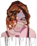 BUGS Retratos de Crochê Jo Hamilton 08