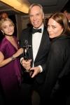 Geoffrey Beene e Ashley Olsen and Mary-Kate Olsen.