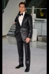 Matt Bomer veste  Calvin Klein Collection.