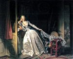 Beijo Roubado - Fragonard