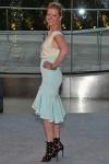 Gretchen Mol veste  Sophie Theallet e Pomellato jewels.