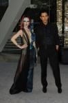 Christian Cota e Michelle Harper veste Christian Cota