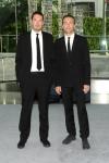 Marcus Wainwright e David Neville.
