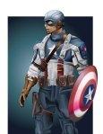 Capitão América Alvin Quiambao