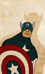 Capitão América Por Matt Millette