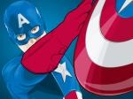 Capitão América Por Morgan Jones