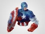 Capitão América Por Scott Fustin