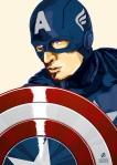 Capitão América Por Terry Clarke