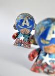 Capitão América Por VISEone