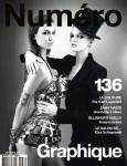 Numéro por Karl Lagerfeld 02