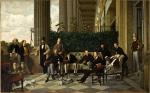 James Tissot- Le Cercle de la rue royale