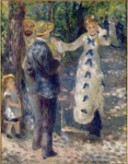 Renoir - La  balançoire