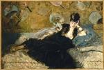 Manet - La dame aux eventails