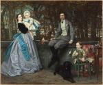 James Tissot - Portrait du marquis de Miramo