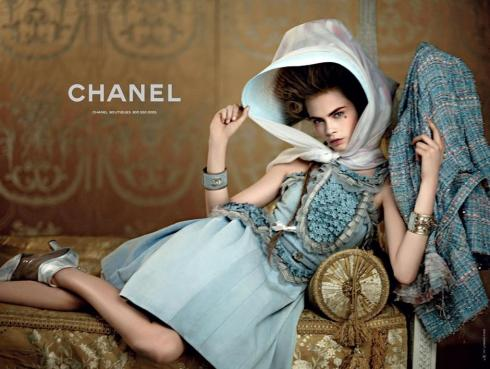 bugs_chanel_resort 2013_Cara Delevingne 2